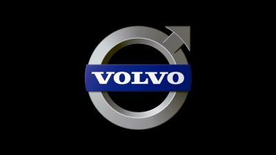 Volvo Logo Wallpaper 59098