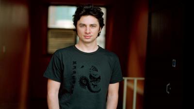 Zach Braff Actor Wallpaper 59310