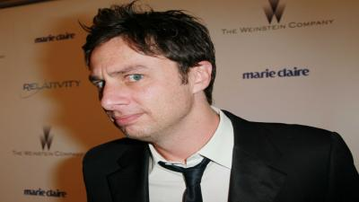 Zach Braff Celebrity Wide Wallpaper 59305