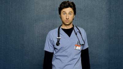 Zach Braff Desktop Wallpaper 59311