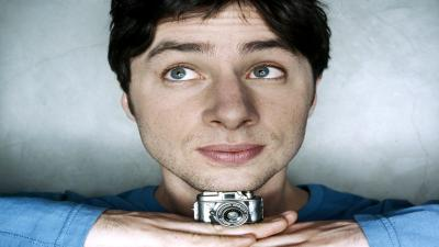Zach Braff Face Wallpaper 59308