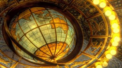 Zodiac Globe Wallpaper 61296
