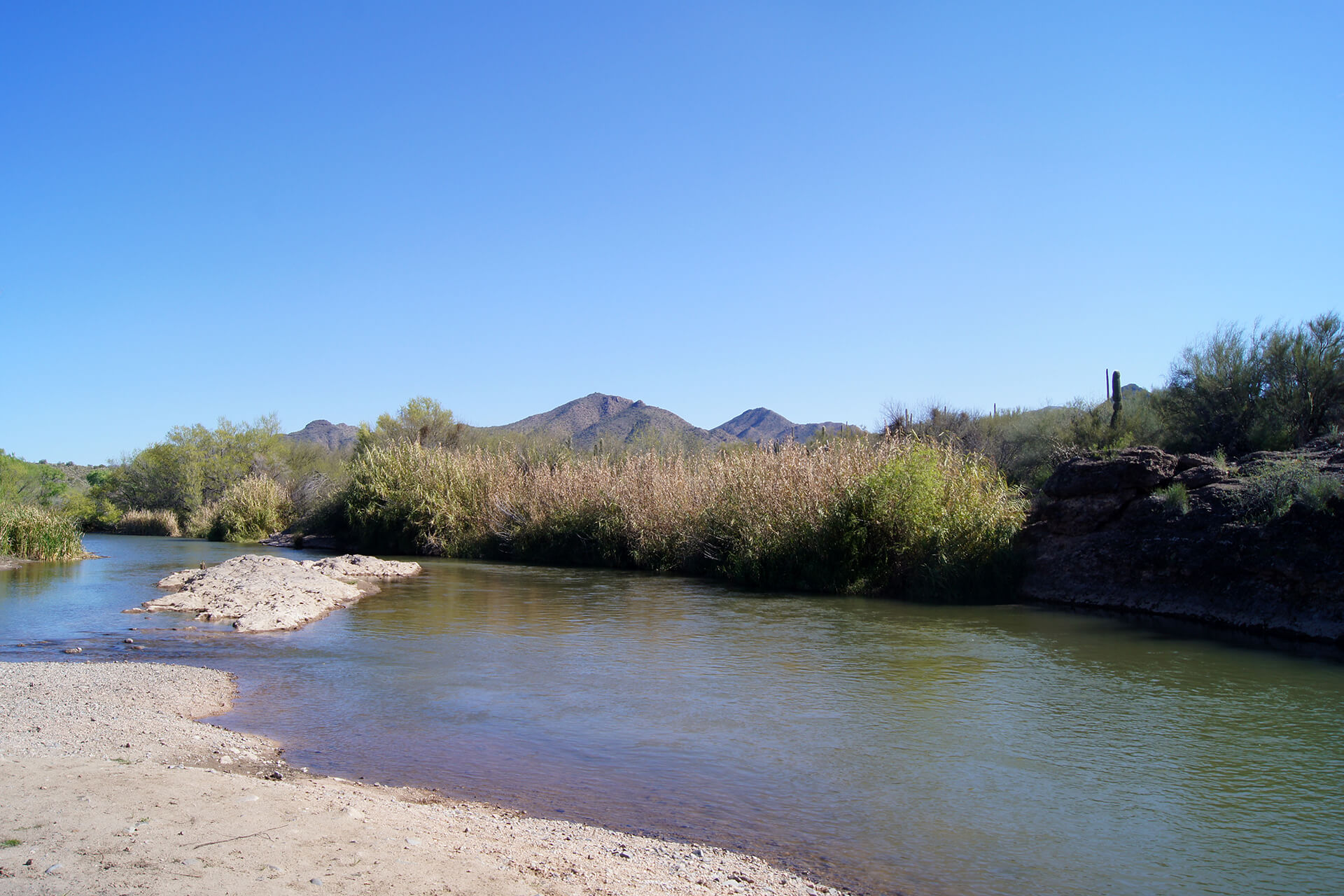 arizona river computer wallpaper 61863