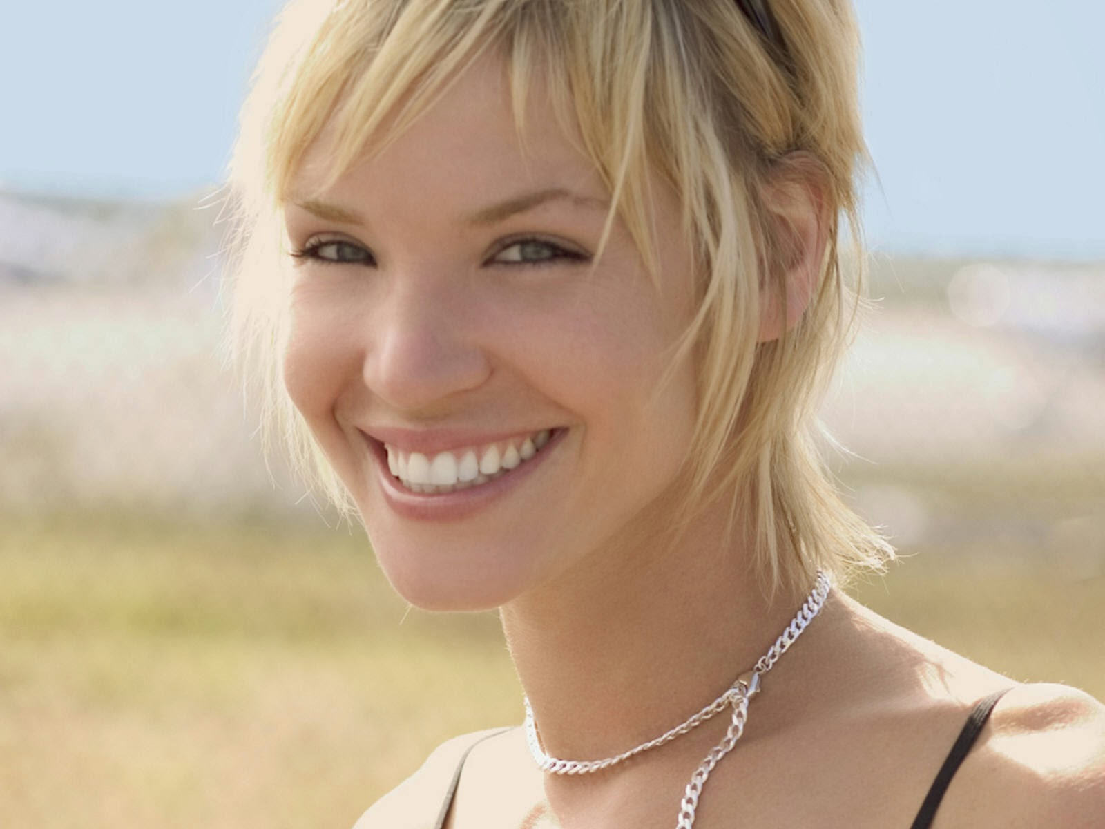 ashley scott smile computer wallpaper 61196