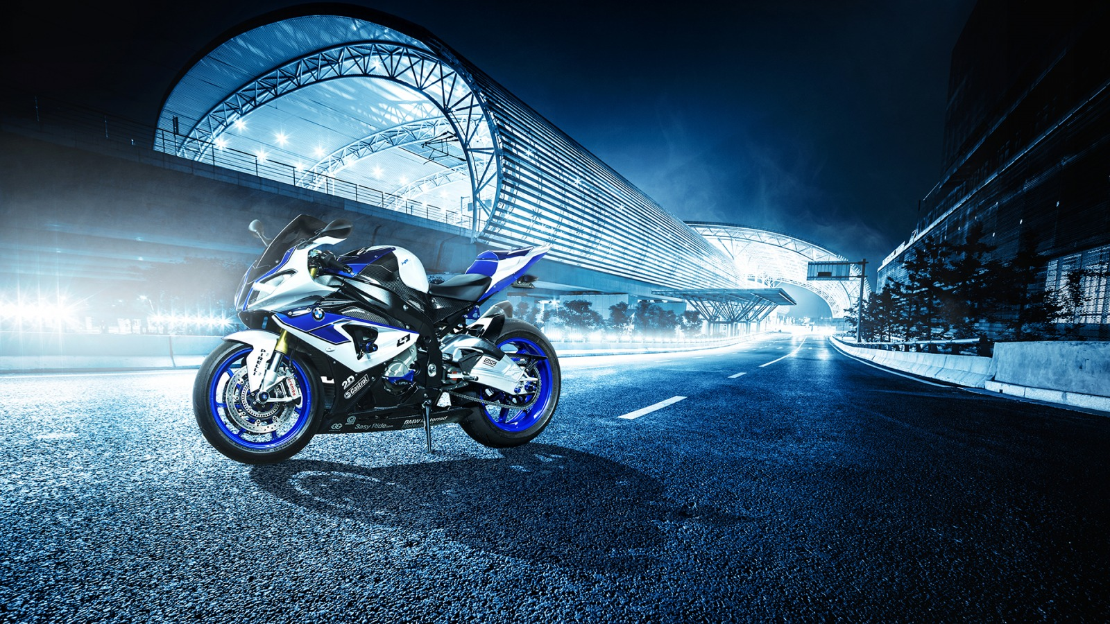BMW HP4 Wallpaper 61261