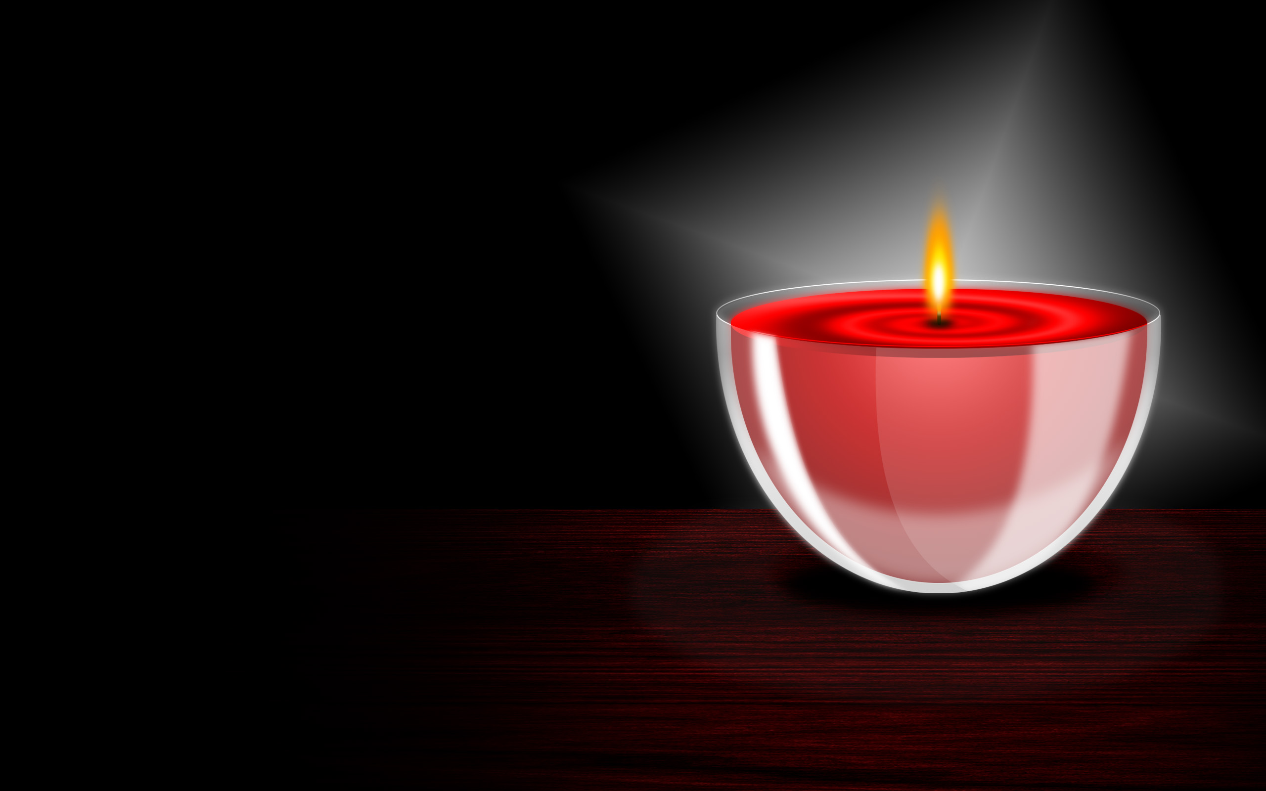 candle digital art wallpaper background 62082