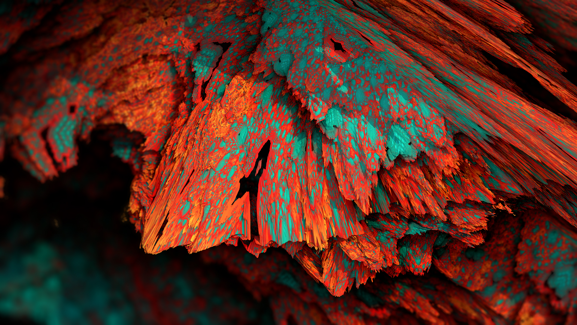 colorful mineral desktop wallpaper 60556