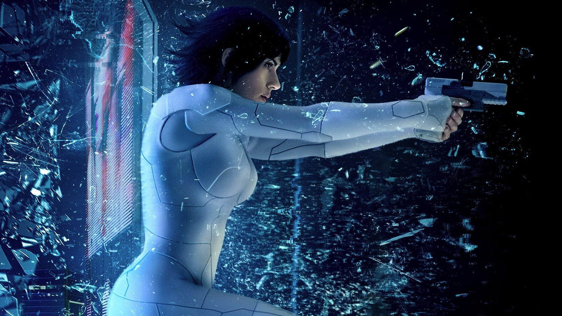 Ghost In The Shell Desktop Wallpaper 61265 1920x1080px