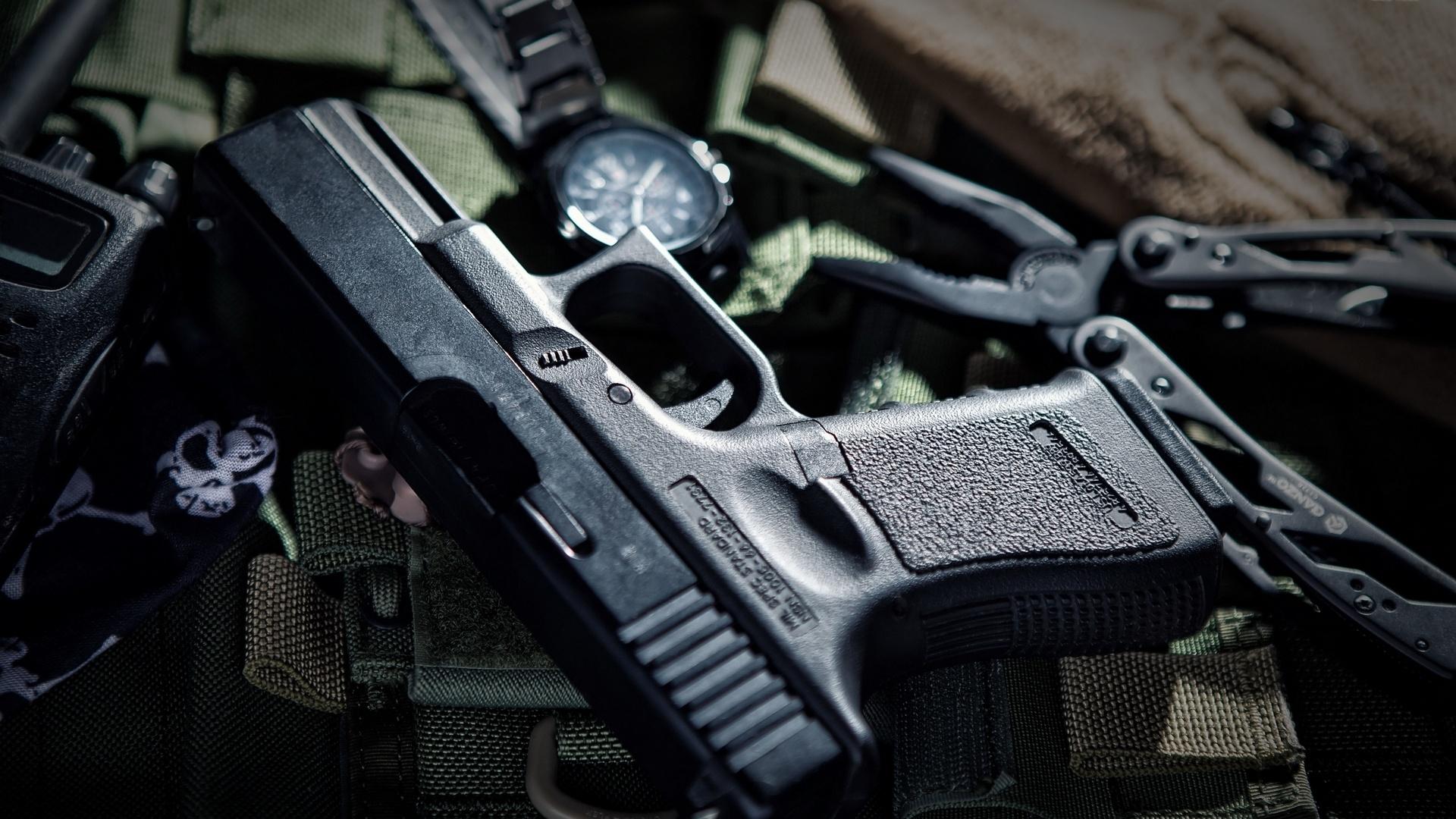 glock pistol wallpaper hd 60128