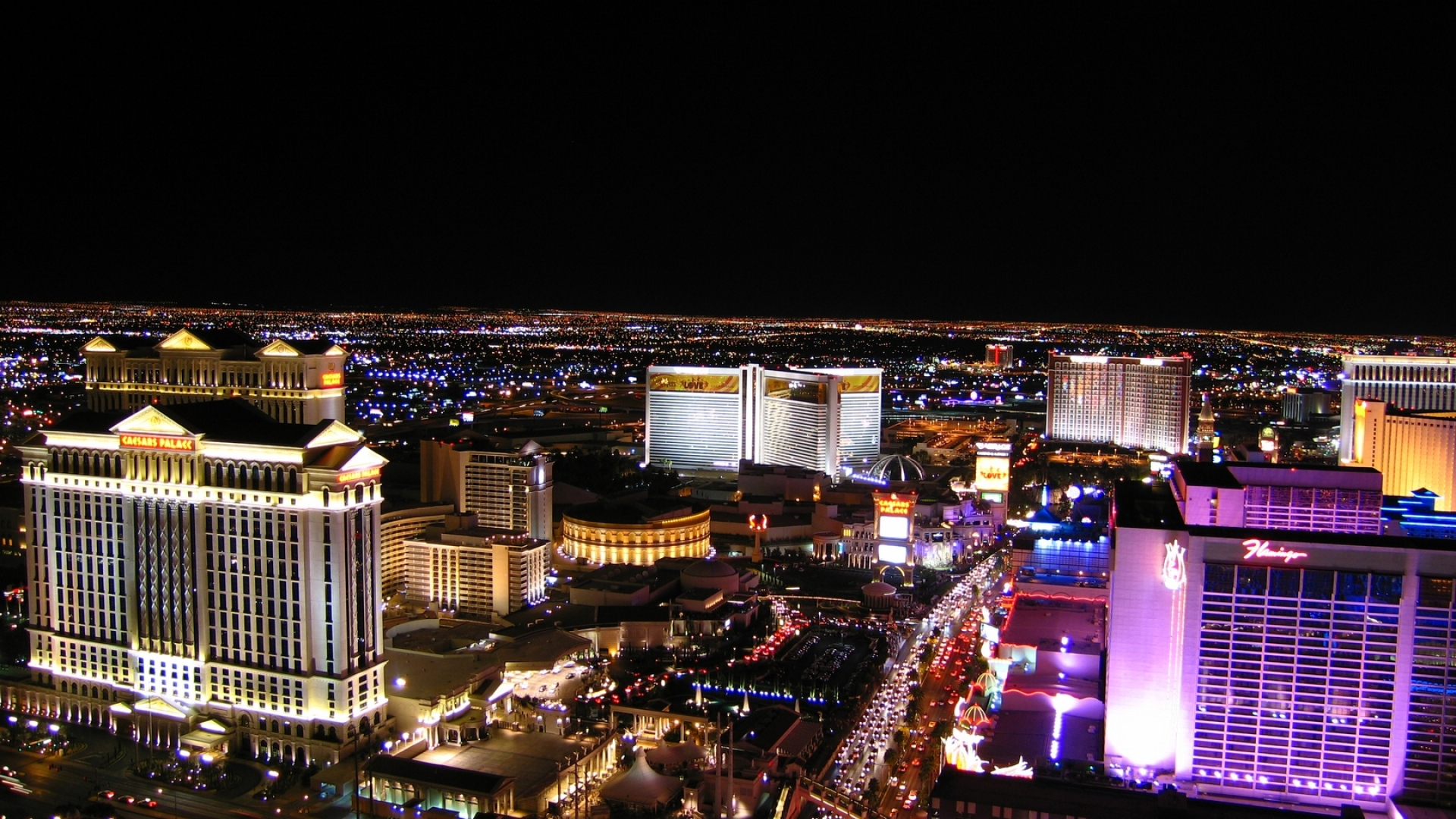 las vegas strip desktop wallpaper 61473
