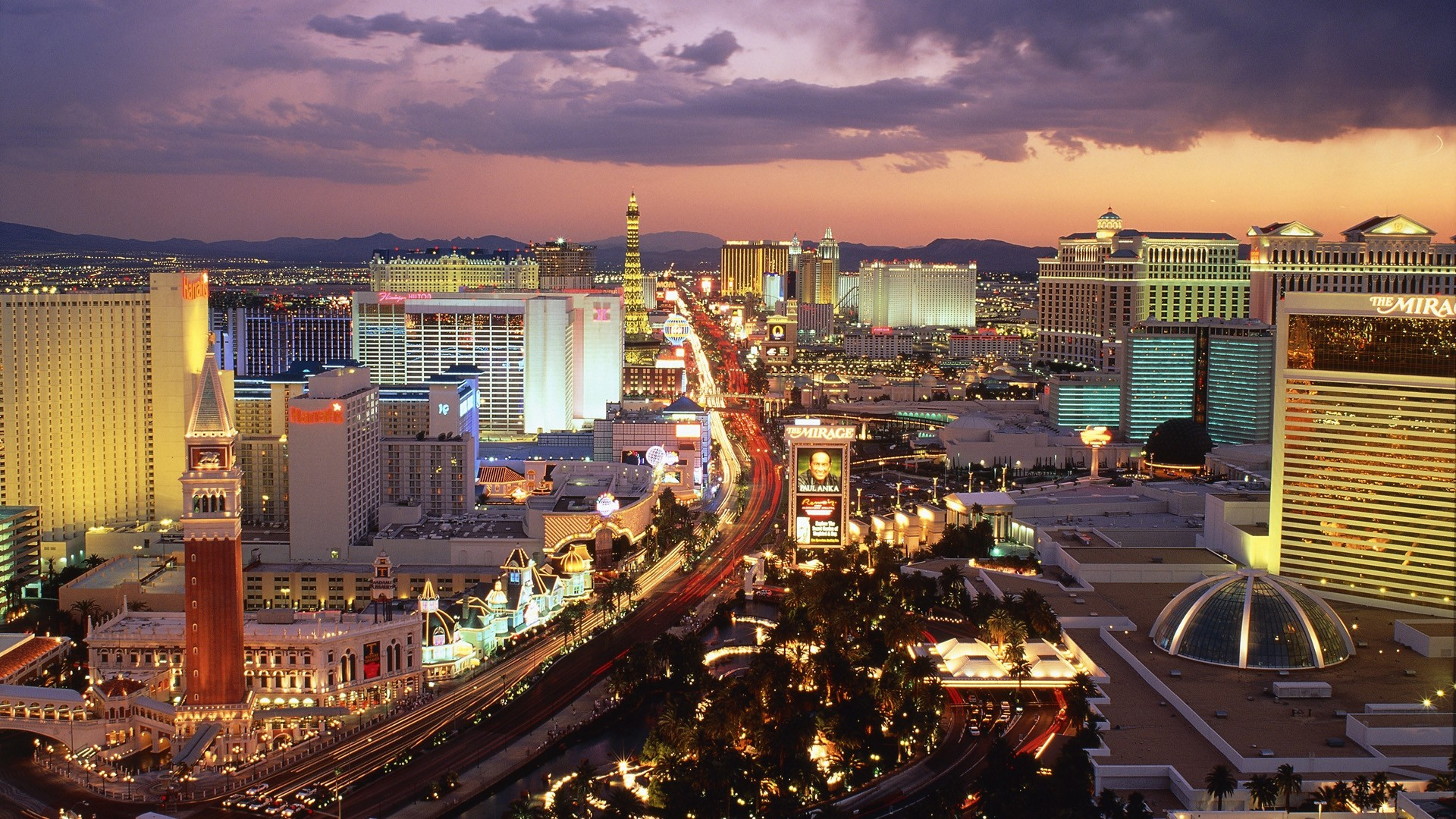 las vegas strip wallpaper 61474