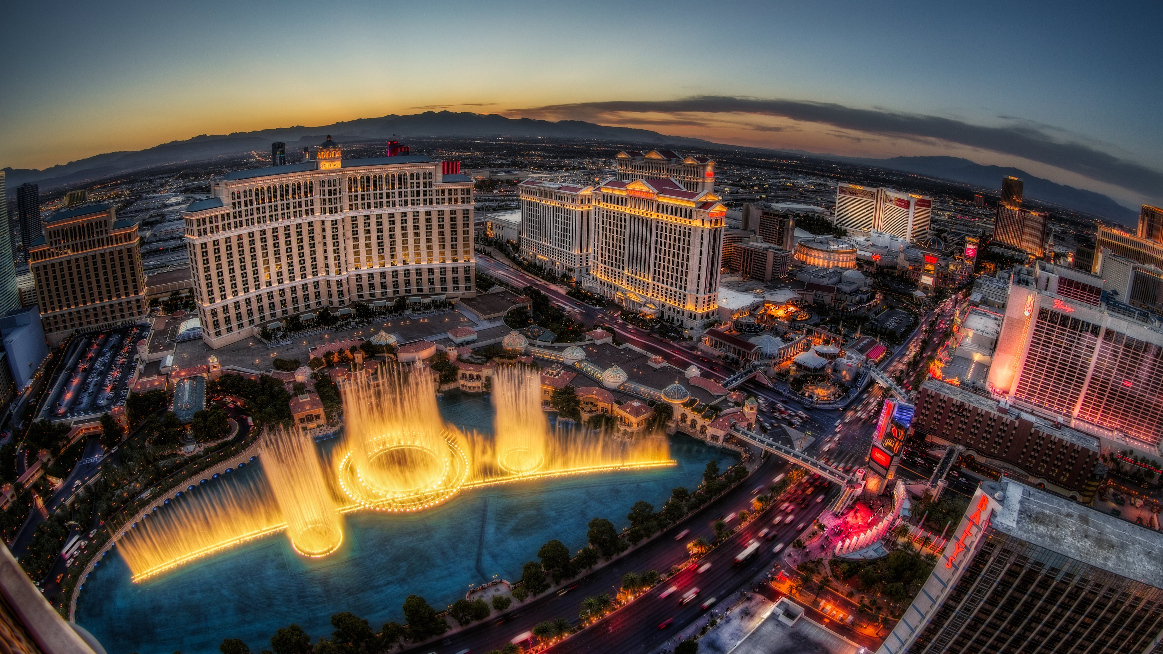 las vegas widescreen hd wallpaper 61472