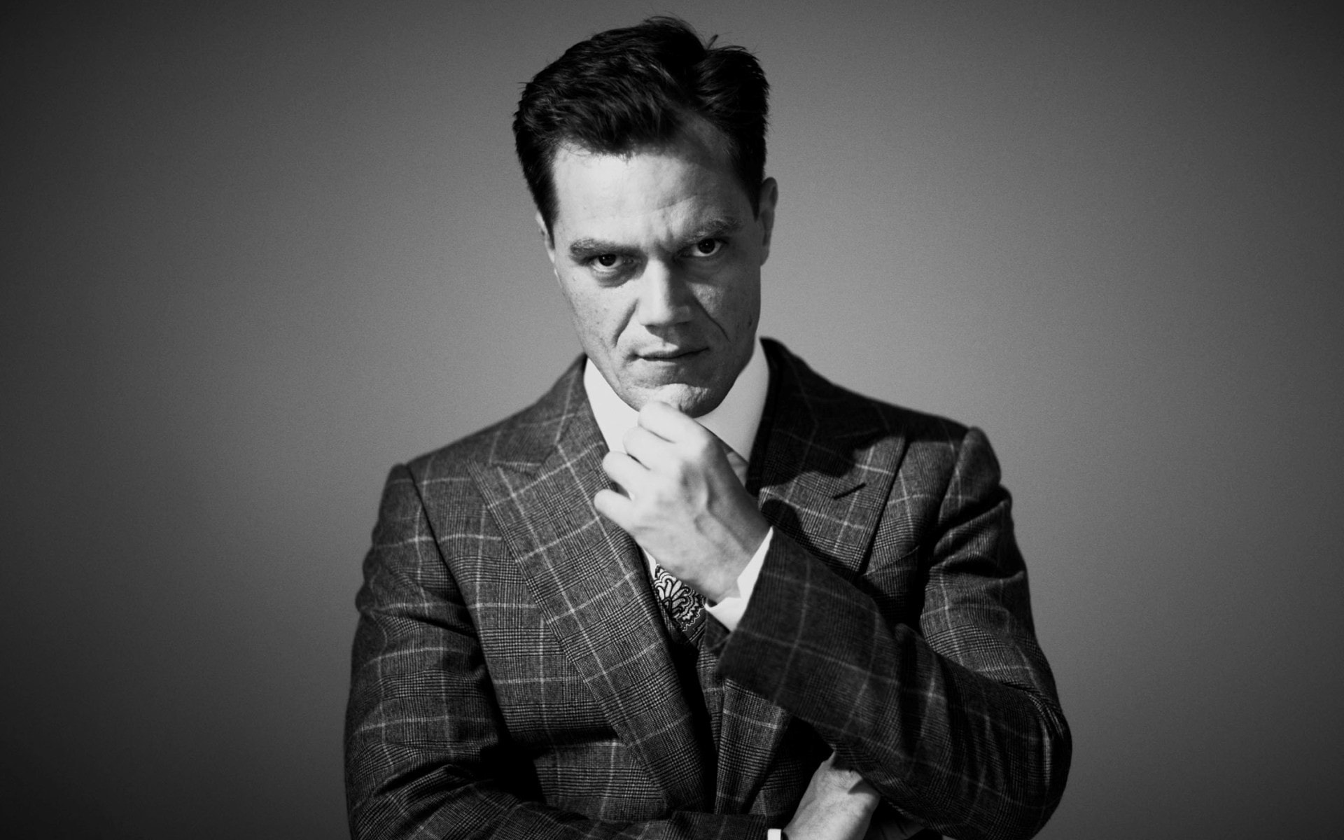 monochrome michael shannon wallpaper 59141