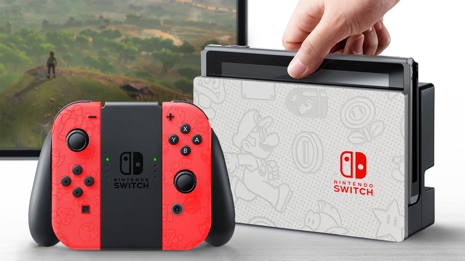 Nintendo Switch Computer Wallpaper 60382 1600x900px