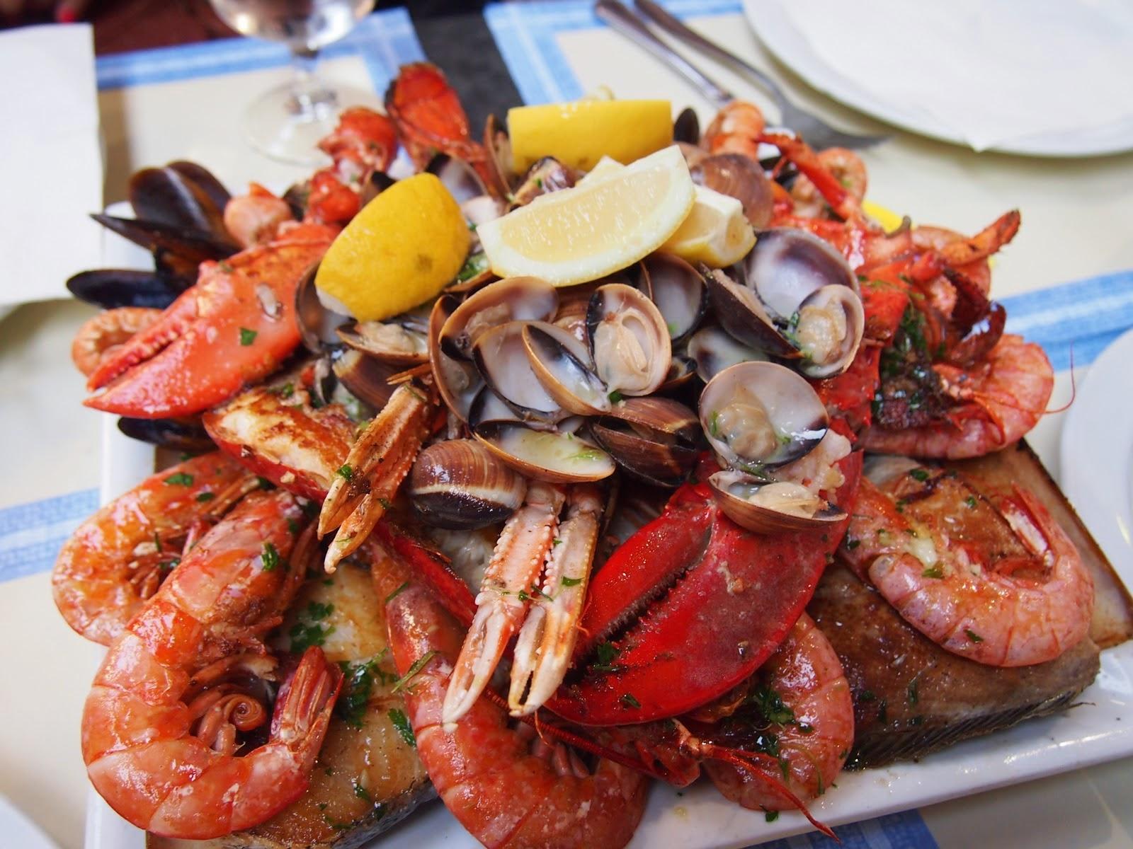 Giant Food Market Seafood