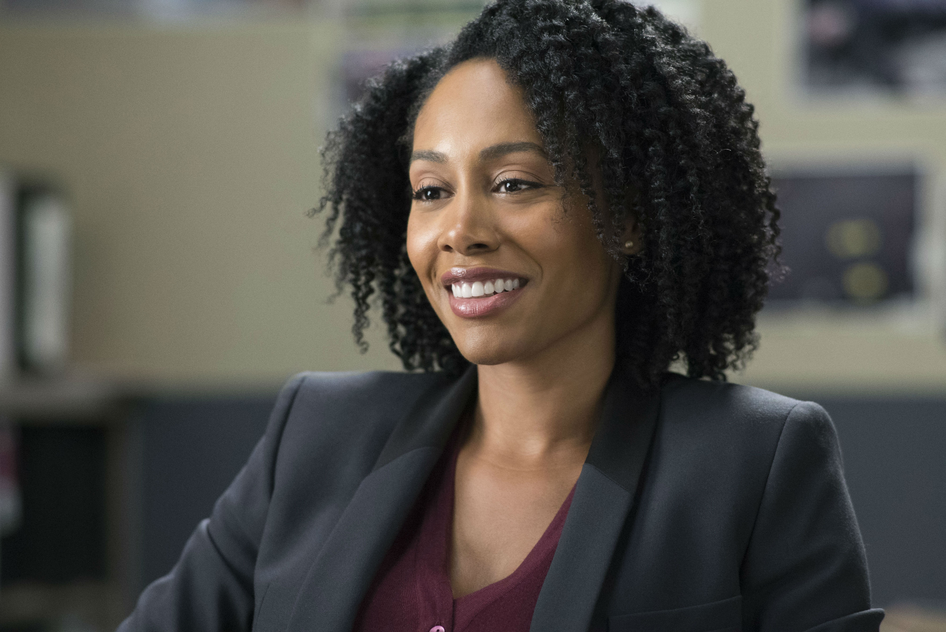 simone missick smile wallpaper background 60947