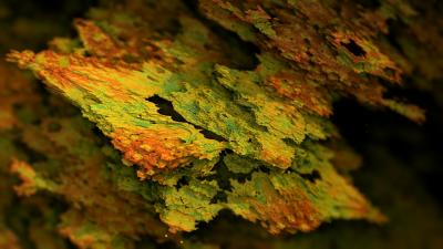 3D Mineral Desktop Wallpaper 60560