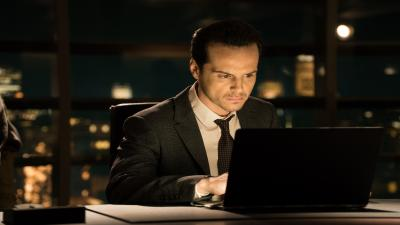 Andrew Scott Actor Widescreen Wallpaper 59113