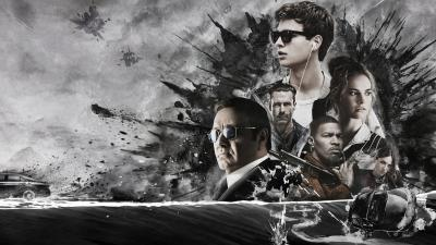 Baby Driver Movie Wide Wallpaper 61941