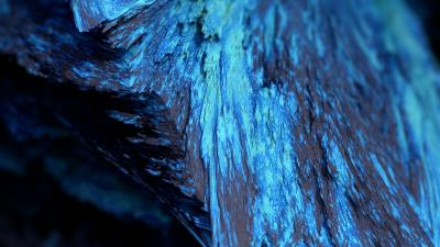 Blue Mineral Nature Wallpaper 60557
