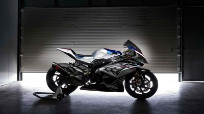 BMW HP4 Bike Wide HD Wallpaper 61257