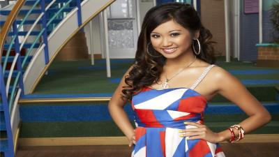 Brenda Song Smile Wallpaper 60357