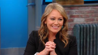 Christine Taylor Celebrity Smile Wallpaper 60915
