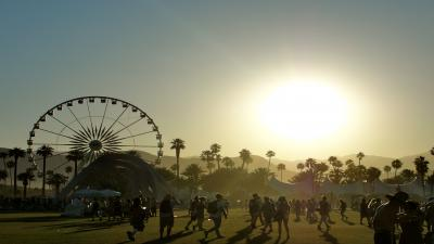 Coachella Fesitval Wallpaper Background 61306
