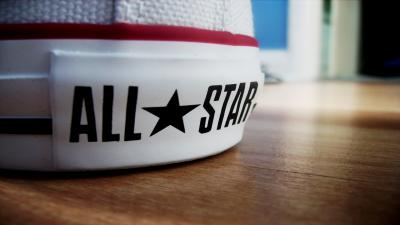 Converse Shoe Up Close Wallpaper 60363