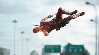 Deadpool Desktop Wallpaper 60535