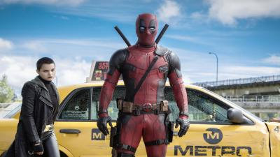 Deadpool Widescreen HD Wallpaper 60533