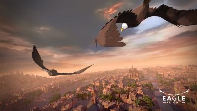 Eagle Flight Game Wallpaper 61944