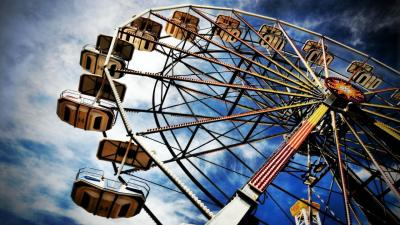 Ferris Wheel Computer Wallpaper 61954