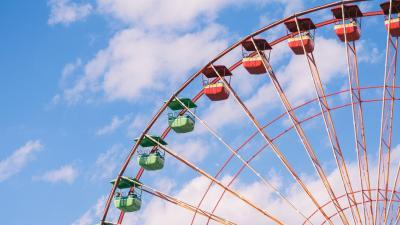 Ferris Wheel Photography Desktop Wallpaper 61952