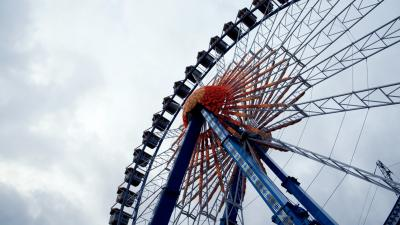 Ferris Wheel Widescreen Wallpaper 61951