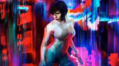 Ghost in the Shell Movie Widescreen Wallpaper 61264