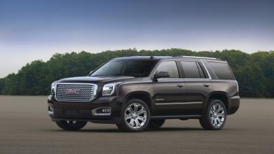 GMC Yukon Wallpaper Background 62241