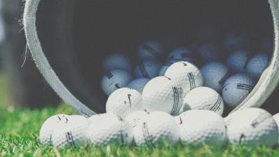 Golf Balls Desktop Wallpaper 60729