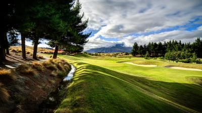 Golf Course Desktop HD Wallpaper 60731