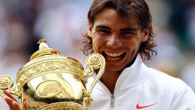 Happy Rafael Nadal Wallpaper Background 60060