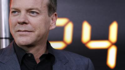 Kiefer Sutherland Actor Wallpaper 59452