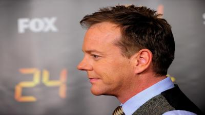 Kiefer Sutherland Celebrity Widescreen HD Wallpaper 59451