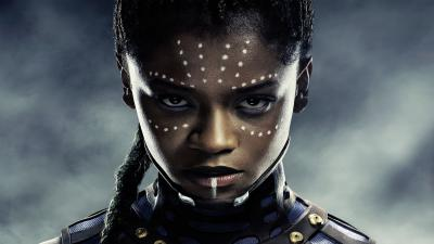 Letitia Wright Face Wallpaper Background 62235