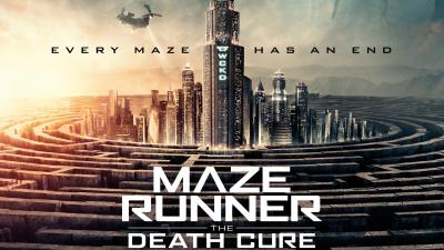 Maze Runner The Death Cure Wallpaper Background 62233