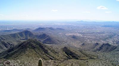 McDowell Mountains Peak Arizona Wallpaper 61864
