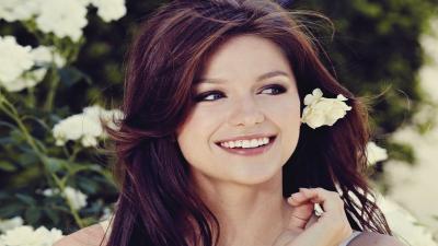 Melissa Benoist Smile Wallpaper 61086