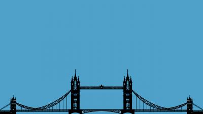 Minimalist Bridge Wallpaper Background 59193