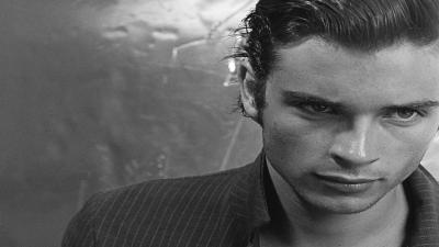 Monochrome Tom Welling Wallpaper 61349