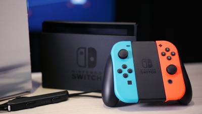 Nintendo Switch Desktop HD Wallpaper 60384