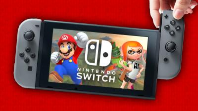Nintendo Switch Desktop Wallpaper 60389